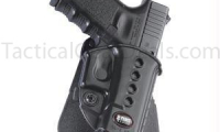 Fobus E2 Paddle Holster Used With Glock 17,19, 22, 23, 31, 32, 34, 35, Walther PK 380, (GL2E2)